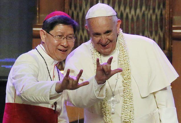 Le Pape arrêté sous 80 chefs d'accusation ? - 11/01/2021.