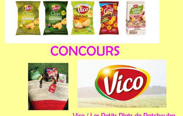 Nouveautés Vico (Concours inside)