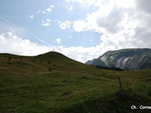 Carte Postale de Haute-Savoie