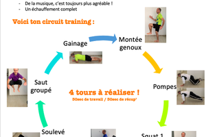 Circuit training n°2