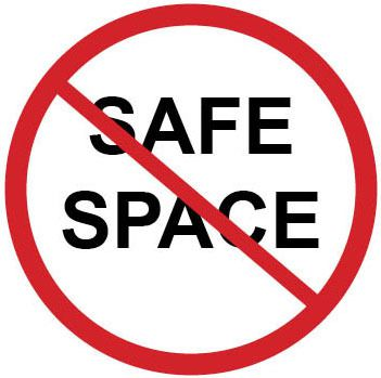 DEAR LAW STUDENTS YOUR CLASS ROOM IS NOT A SAFE SPACE