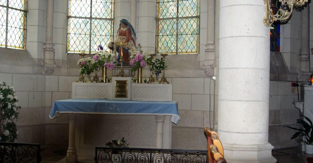 Photos de L'Église de Chaumont le jour de Pâques