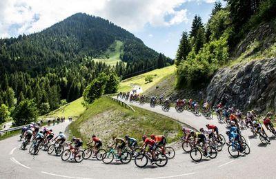 Le Critérium du Dauphiné à suivre en direct sur France 3  et Eurosport !