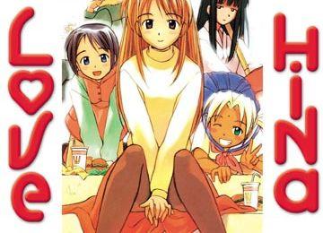 Manga Love Hina