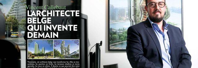 Vincent Callebaut, l'architecte qui invente demain