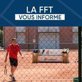 Pratique sportive : extension de la limite kilométrique | Fédération française de tennis