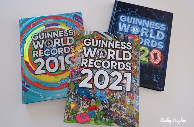 Guinness World Records 2021 : encore plus de découvertes !