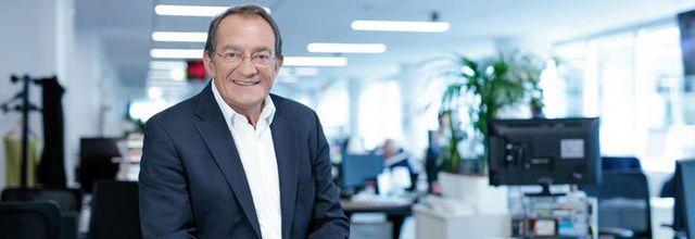 Jean-Pierre Pernaut va quitter le 13H de TF1 à la fin de l'année