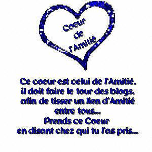 COEUR~DE~L'AMITIE
