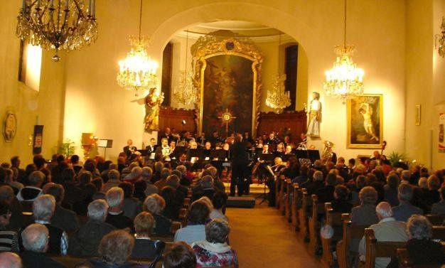 L'Orphéon de Mulhouse et le Celtic Ried's Pipers en concert
