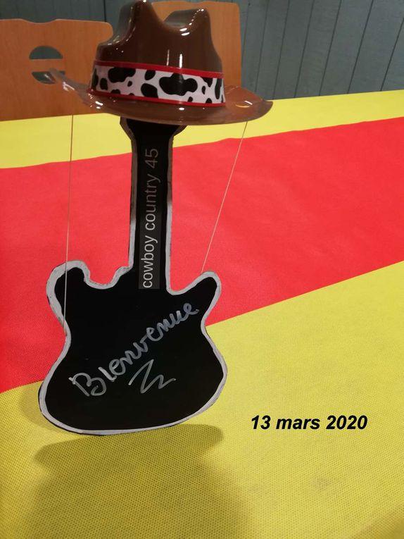 Souvenirs 2020 de la country