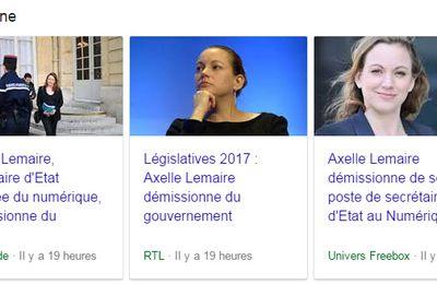 Axelle Lemaire : «Pourquoi je quitte le gouvernement» : vers la fin du progrès en matière de numérique ?