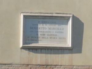 Benedetto Marcello à Venise, un grand compositeur