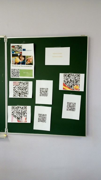 SMFR19 Creation QR Code