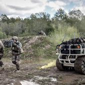 "FOB - Forces Operations Blog "" Le robot mule Probot en partance pour Barkhane ?"