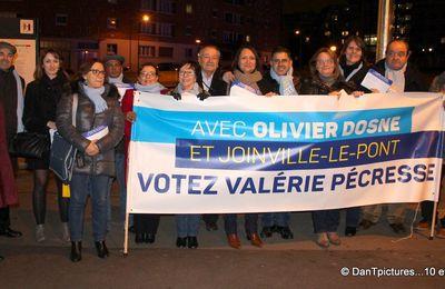 Elections régionales : Les dernières images de la campagne pour Valérie Pécresse.