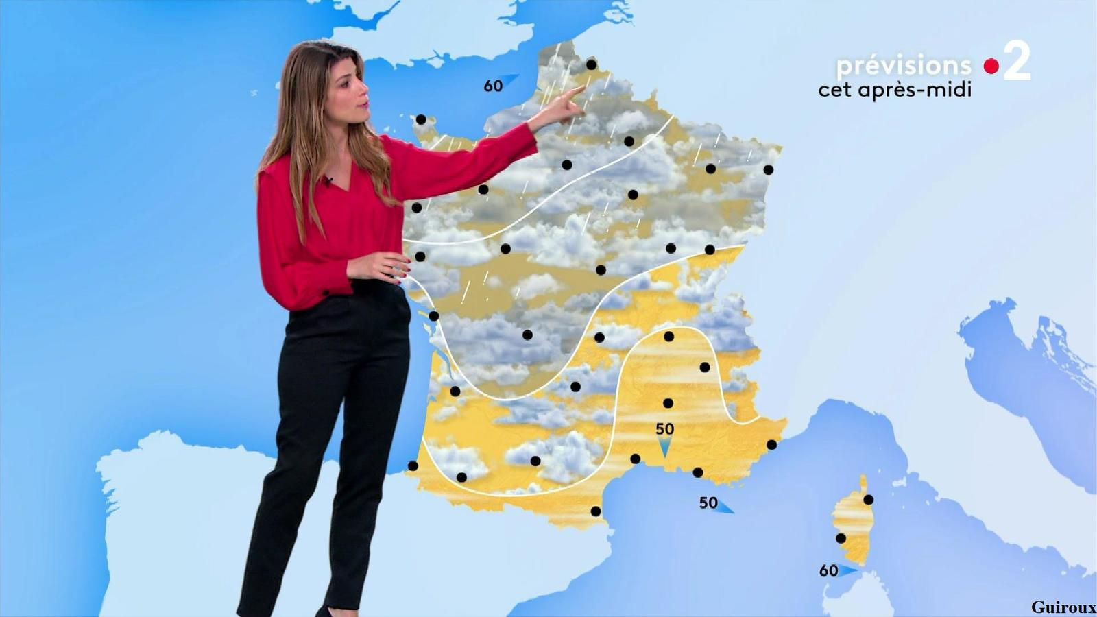 Chloé Nabédian 29/09/2020 Journaux météo du midi