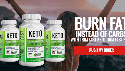 Trim Fast Keto: Instant Burn Unwanted Fat Layers From Body Without Any Side Effect