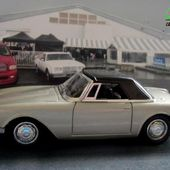 FACEL VEGA FACELLIA 1959 SOLIDO 1/43 - car-collector.net