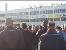 La lutte PAYE : la fonderie de Bretagne ne ferme pas !