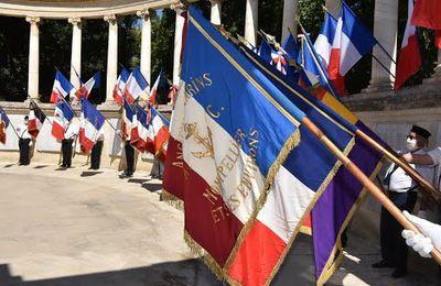 Retour sur la cérémonie de la libération de Montpellier