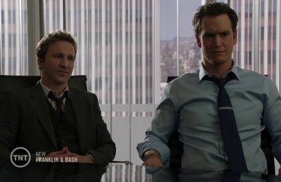 Critiques Séries : Franklin & Bash. Saison 2. Episode 9.
