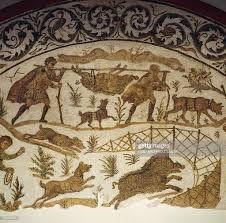 Mosaïques romaines-Roman mosaics-Romerska mosaiker