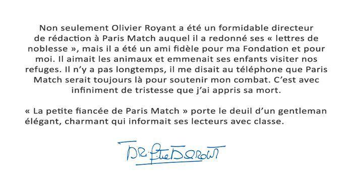 Brigitte Bardot...Olivier Royant