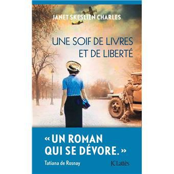 Le nouveau roman de Janet Skeslien Charles sort aujourd'hui en français