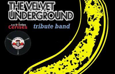 🎵 02/10/2021 : Factory (VELVET UNDERGROUND tribute band) @ Rock Classic - 55, rue Maché au Charbon à 1000 Bruxelles - 21h00 - Entrée gratuite / Free entrance