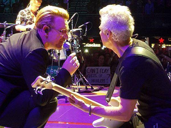 U2-Amsterdam-Ziggo Dome-08/09/2015