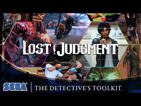 [ACTUALITE] Lost Judgment - Découvrez les techniques de détective de Yagami