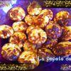 Mini tartelettes au chorizo