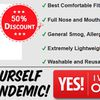 BreatheSafe Pro Reviews :- N95 Mask To Reduce The Exposure Of Getting Sick!