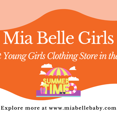 Mia Belle Girls: Best Young Girls Clothing Store in the USA