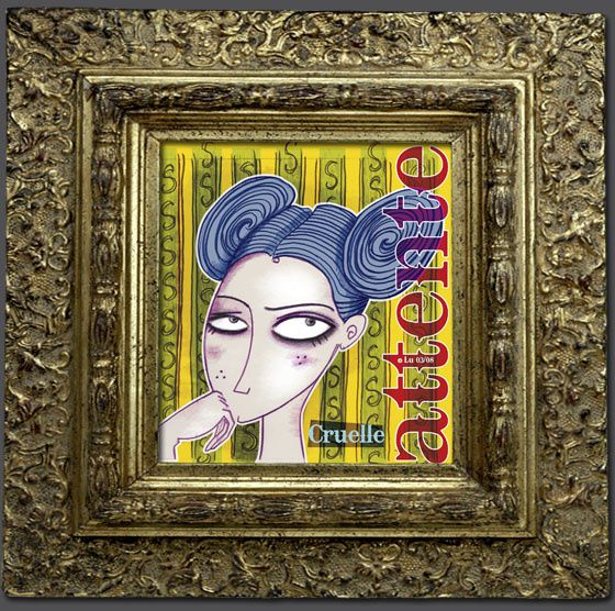 Album - 01 # Illustrations de LU