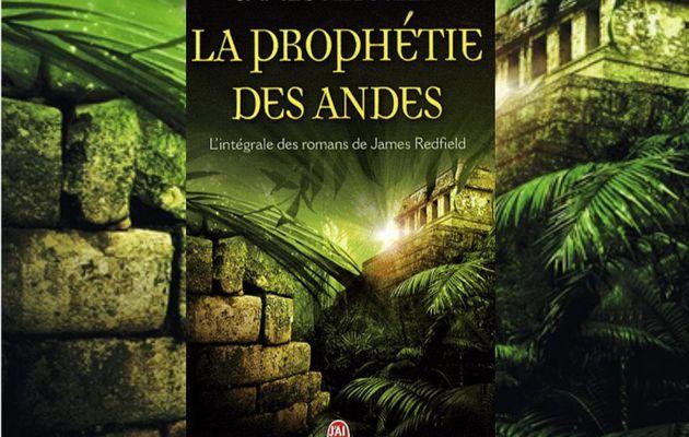 La prophétie des Andes, de James Redfield