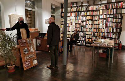 UN LIEU À DÉCOUVRIR : la galerie-librairie IMPRESSIONS à Paris 3ième