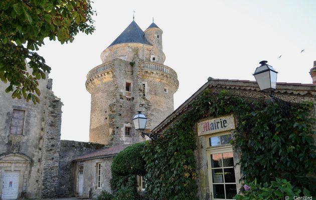 Château d'Apremont en Vendée