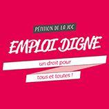 La JOC a lancé le 7 octobre 2017 sa plateforme www.emploidigne.fr