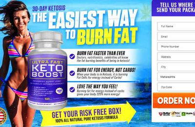 Ultra Fast Keto Boost Top Weight Loss Supplement Reviews Does Buy Offer Price