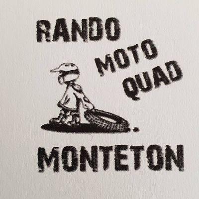 Rando Moto et Quad à St Sulpice de Guilleraques (33), le 7 juillet 2019 de l'association Rando Moto Quad de Monteton