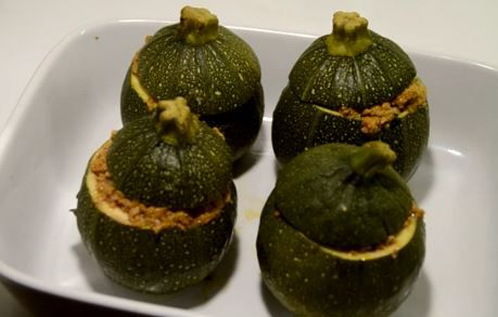 Vidéo cookeo courgettes farcies weight watchers