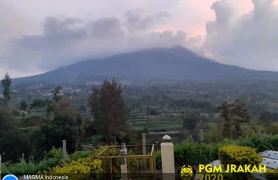 Actualité du Merapi, du Suwanosejima et du volcan de Mayotte.