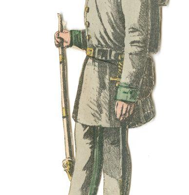 Les volontaires allemands dans la guerre de Sécession