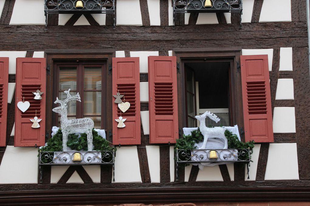 Wissembourg à Noël