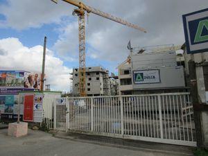 Résidence « Quai 56 / Quai 54 » à Bordeaux