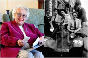 World War Two veteran and author Eileen Younghusband dies