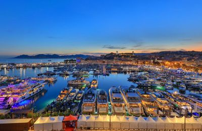 Nautisme - Cannes Yachting Festival 2021 mode d'emploi !