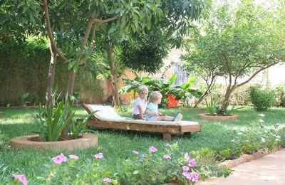 Vacances d'été à Niamey